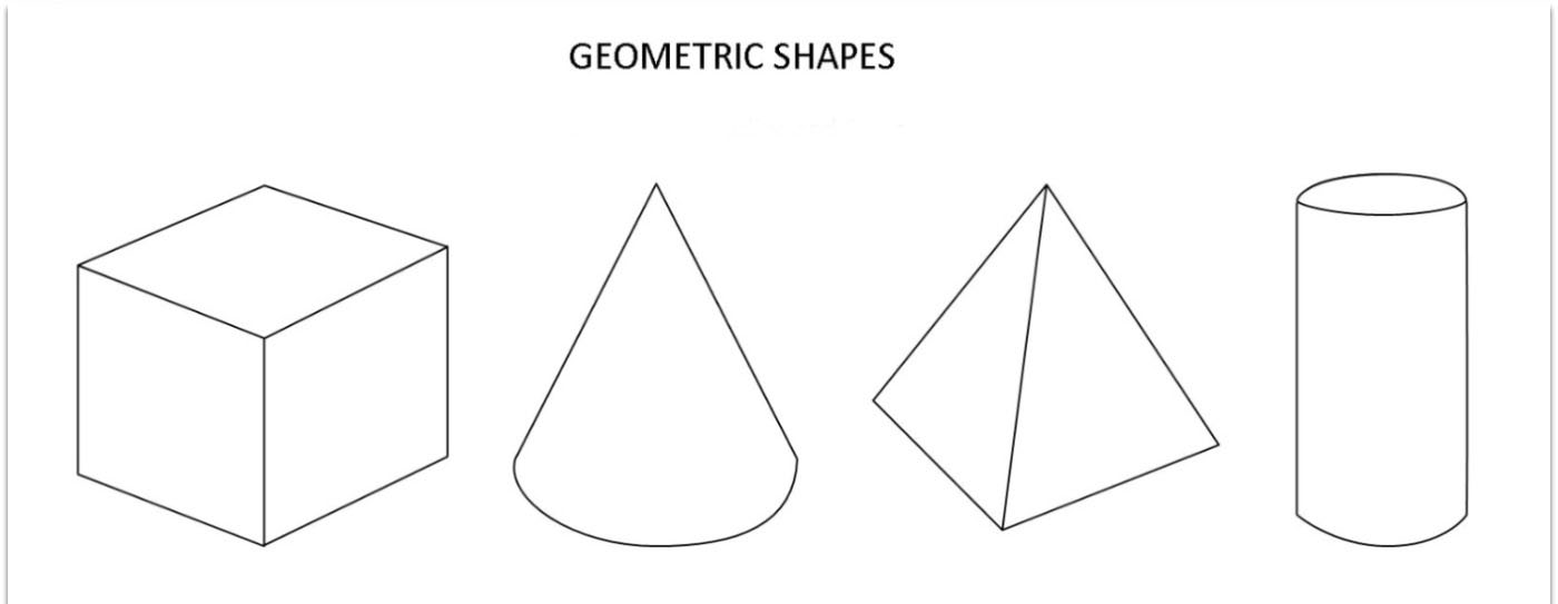 3d Shapes Drawing of How to Draw 3d Shapes